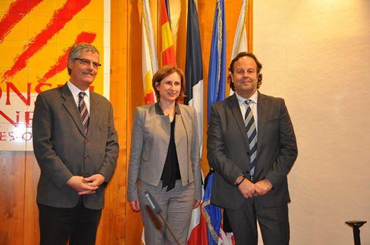 Rencontre Conseil Général des PO - Generalitat de Catalunya