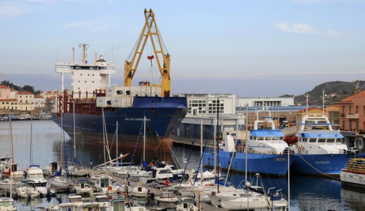 Gare maritime de Port-Vendres
